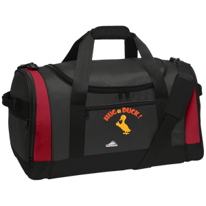 Duck- Port Authority Travel Sports Duffel