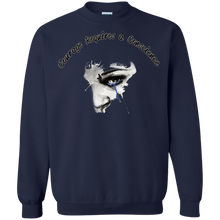 Courage-  Crewneck Pullover Sweatshirt  8 oz.