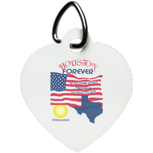 UN5770 Heart Pet Tag-Houston-Pet-Tag