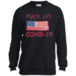 Youth Crewneck Sweatshirt-men's wear