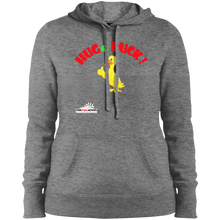 Duck- Sport-Tek Ladies' Pullover Hooded Sweatshirt