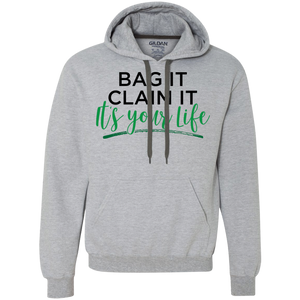 Bag it- Gildan Heavyweight Pullover Fleece Sweatshirt