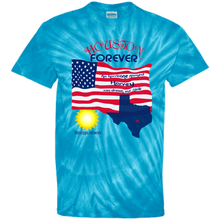 CD100Y Youth Tie Dye T-Shirt-Houston-men's wear