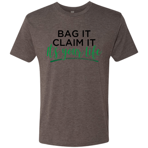 Bag it-Men's Triblend T-Shirt