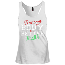 Ransom- Junior's Racerback Tank Top-t-shirt-men-ladies