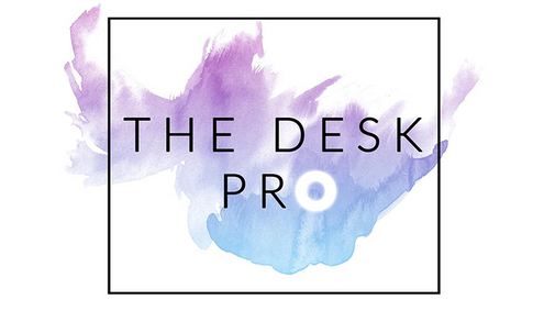 The Desk Pro Logo