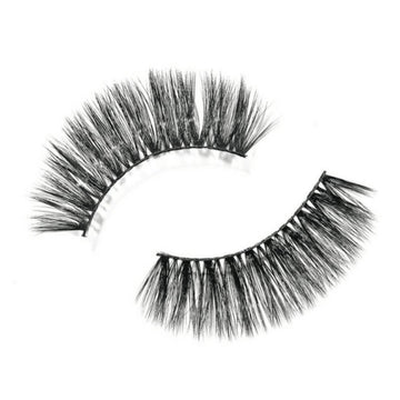 Channel Faux 3D Volume Lashes