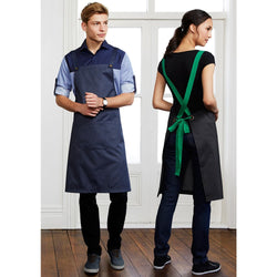 Biz Collection Unisex Urban Bib Apron