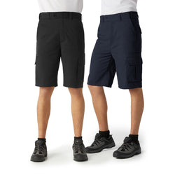 Biz Collection Mens Detroit Short - Stout