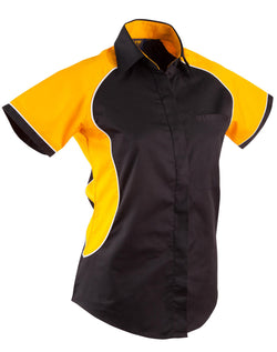 Winning Spirit Ladies' Contrast Shirt
