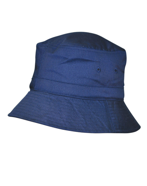 Campus Spirit Bucket hat with toggle