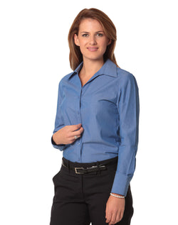 Benchmark Women's Nano Tech Long Sleeve Shirt