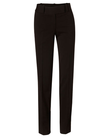 Benchmark Women's Low Rise Pants in Poly/Viscose Stretch