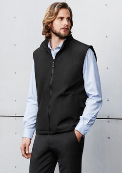 Biz Collection Unisex Reversible Vest