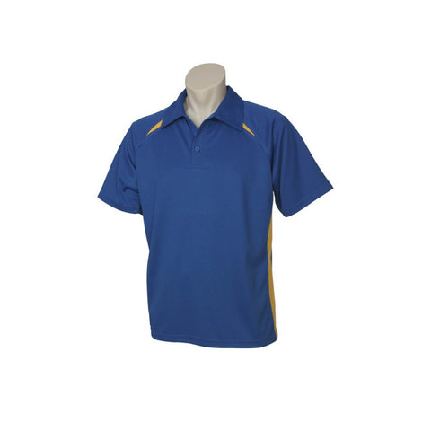 Biz Collection Kids Splice Polo