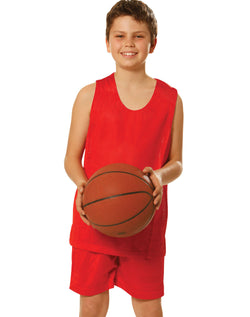 Campus Spirit Kid's Basketball Singlet