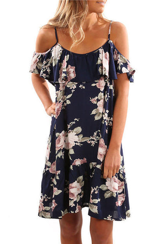 Butterfly Sleeve Loose Dress - SINCOS CLOTHING WOMAN ONLINE CHEAP AFTERPAY DRESSES PLUS SIZE GOOGLE FASHION NEW STYLE HOT SEXY PARTY JUMPSUITS TOP TEES SUITS BLAZER JACKETS COATS HOODIES SWEATSHIRTS FLORAL BUSINESS