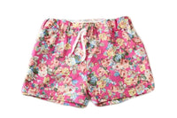 Casual Floral Shorts Bottoms SINCOS Women Clothing Store Flash Sales