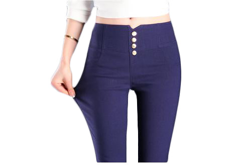 Casual Slim Stretch Pencil Pants