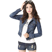 Denim Women Jacket - SINCOS CLOTHING WOMAN ONLINE CHEAP AFTERPAY DRESSES PLUS SIZE GOOGLE FASHION NEW STYLE HOT SEXY PARTY JUMPSUITS TOP TEES SUITS BLAZER JACKETS COATS HOODIES SWEATSHIRTS FLORAL BUSINESS