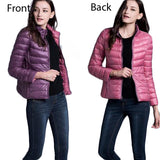 Double Sided Jacket - SINCOS CLOTHING WOMAN ONLINE CHEAP AFTERPAY DRESSES PLUS SIZE ZIPPAY