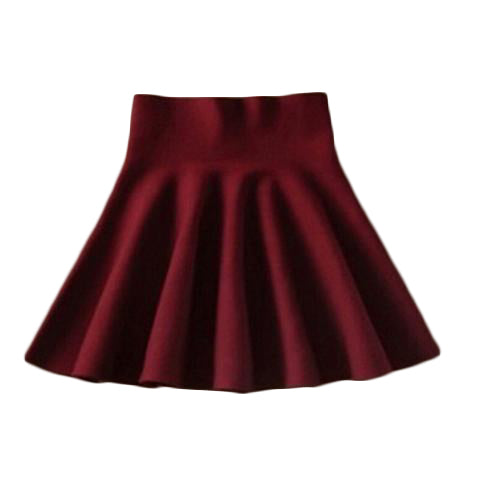 High Waist Mini Pleated Wool Plaid Skirts - SINCOS CLOTHING WOMAN ONLINE CHEAP AFTERPAY DRESSES PLUS SIZE ZIPPAY