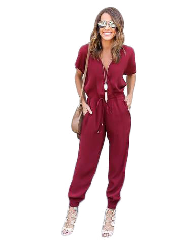 Office Rompers Women Jumpsuit - SINCOS CLOTHING WOMAN ONLINE CHEAP AFTERPAY DRESSES PLUS SIZE ZIPPAY WISH ALIEXPRESS GOOGLE