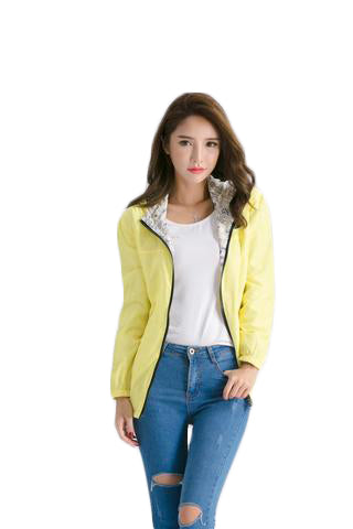 Women Bomber Basic Jacket - SINCOS CLOTHING WOMAN ONLINE CHEAP AFTERPAY DRESSES PLUS SIZE ZIPPAY WISH ALIEXPRESS GOOGLE
