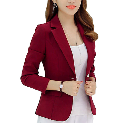 Formal Long-sleeved Blazers - SINCOS CLOTHING WOMAN ONLINE CHEAP AFTERPAY DRESSES PLUS SIZE ZIPPAY