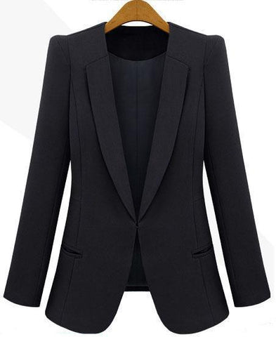 Comfy and Stylish Modern Blazer - SINCOS CLOTHING WOMAN ONLINE CHEAP AFTERPAY DRESSES PLUS SIZE ZIPPAY