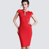 Elegant and Sexy Work Dress - SINCOS CLOTHING WOMAN ONLINE CHEAP AFTERPAY DRESSES PLUS SIZE GOOGLE FASHION NEW STYLE HOT SEXY PARTY JUMPSUITS TOP TEES SUITS BLAZER JACKETS COATS HOODIES SWEATSHIRTS FLORAL BUSINESS