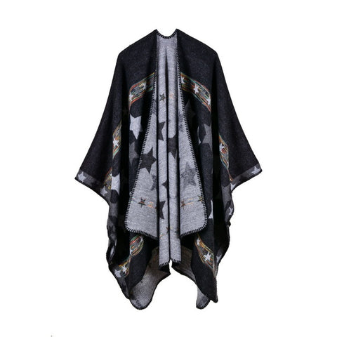 Female Shawl Long Cardigan - SINCOS CLOTHING WOMAN ONLINE CHEAP AFTERPAY DRESSES PLUS SIZE ZIPPAY