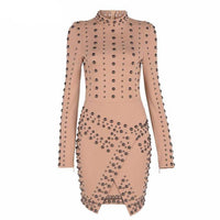 Autumn Bodycon Mini Dress - SINCOS CLOTHING WOMAN ONLINE CHEAP AFTERPAY DRESSES PLUS SIZE GOOGLE FASHION NEW STYLE HOT SEXY PARTY JUMPSUITS TOP TEES SUITS BLAZER JACKETS COATS HOODIES SWEATSHIRTS FLORAL BUSINESS