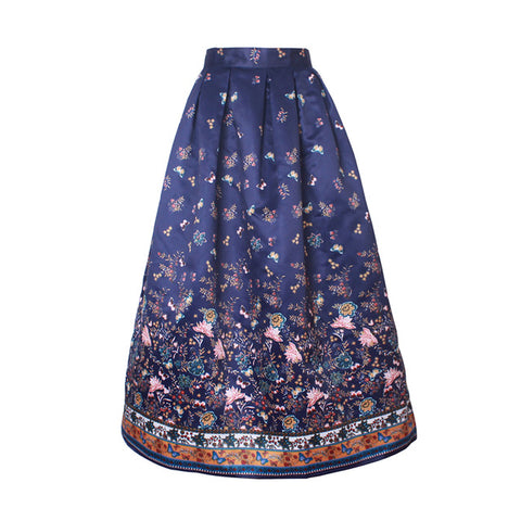 Butterfly Floral Print Pleated - SINCOS CLOTHING WOMAN ONLINE CHEAP AFTERPAY DRESSES PLUS SIZE ZIPPAY