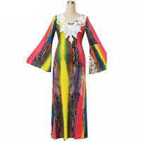3/4 Sleeve Loose Dress - SINCOS CLOTHING WOMAN ONLINE CHEAP AFTERPAY DRESSES PLUS SIZE GOOGLE FASHION NEW STYLE HOT SEXY PARTY JUMPSUITS TOP TEES SUITS BLAZER JACKETS COATS HOODIES SWEATSHIRTS FLORAL BUSINESS