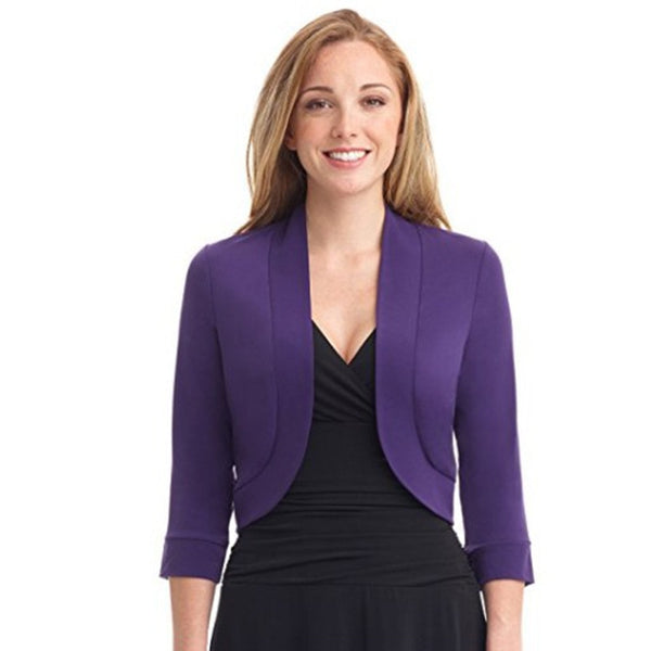 Cardigan Sleeve Suit Suits & Sets SINCOS Women Clothing Store Flash Sales