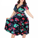 A-Line Plus Size Dress - SINCOS CLOTHING WOMAN ONLINE CHEAP AFTERPAY DRESSES PLUS SIZE GOOGLE FASHION NEW STYLE HOT SEXY PARTY JUMPSUITS TOP TEES SUITS BLAZER JACKETS COATS HOODIES SWEATSHIRTS FLORAL BUSINESS