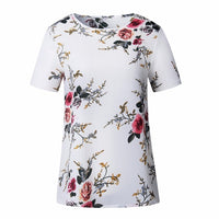 Bohemian Short Sleeve Blouse - SINCOS CLOTHING WOMAN ONLINE CHEAP AFTERPAY DRESSES PLUS SIZE GOOGLE FASHION NEW STYLE HOT SEXY PARTY JUMPSUITS TOP TEES SUITS BLAZER JACKETS COATS HOODIES SWEATSHIRTS FLORAL BUSINESS