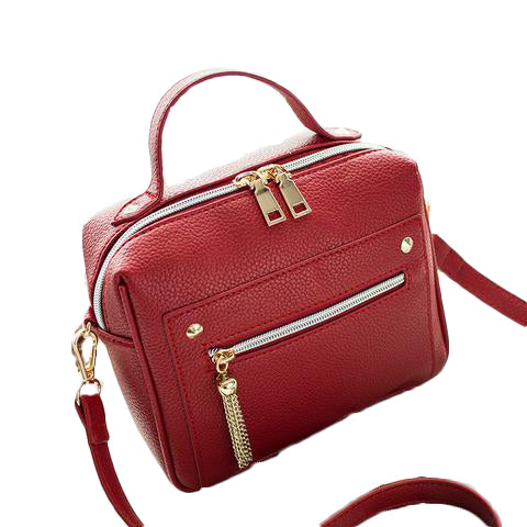 Retro Crossbody Bag - SINCOS CLOTHING WOMAN ONLINE CHEAP AFTERPAY DRESSES PLUS SIZE ZIPPAY WISH ALIEXPRESS GOOGLE
