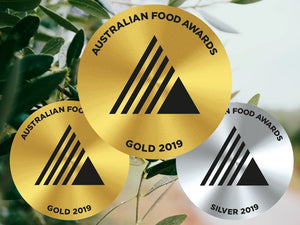 Taralinga EVOO wins Gold at Australian Food Awards