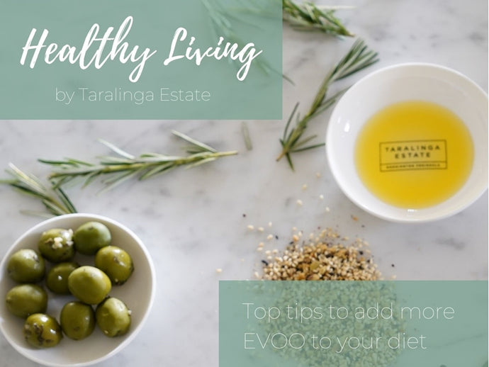 Free eBook: Top tips to get more EVOO in your diet