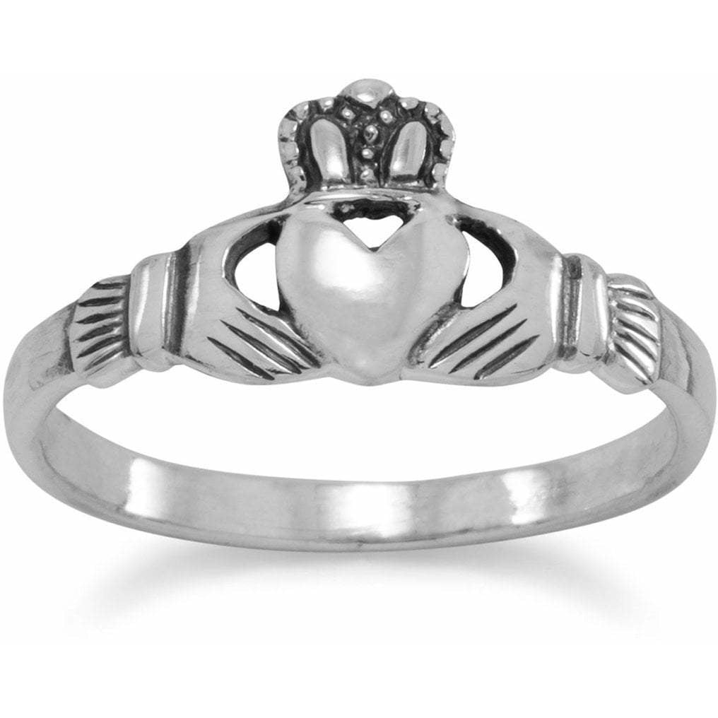 Small Claddagh Ring