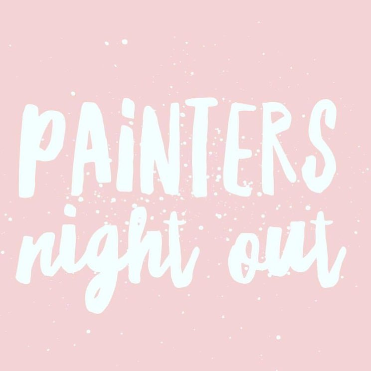 February Painters Night Out