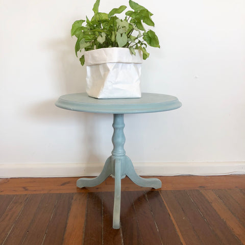 Duck Egg Side Table