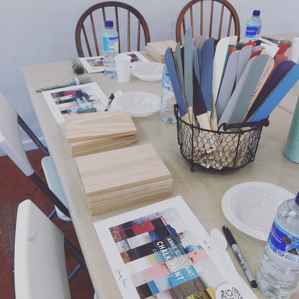 BYO Furniture Painting Class
