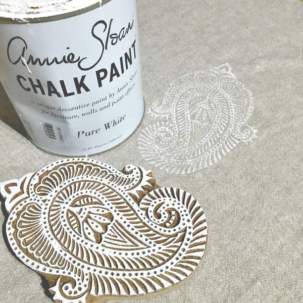Chalk Paint™ on Fabric