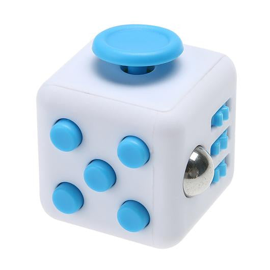 Fidget Cube - The Ultimate Focusing Toy for School, Work and Home