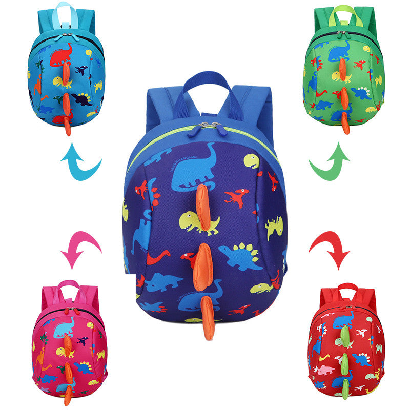 Roarsome Dinosaur School Bag for Kindy Kids - 5 Colours