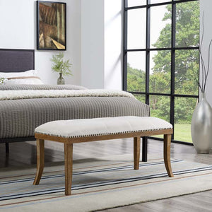 Expression Upholstered Bench
