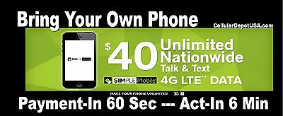Simple Mobile (T-Mobile) Phones = 5 Inches LG Rebel 2 LTE Only